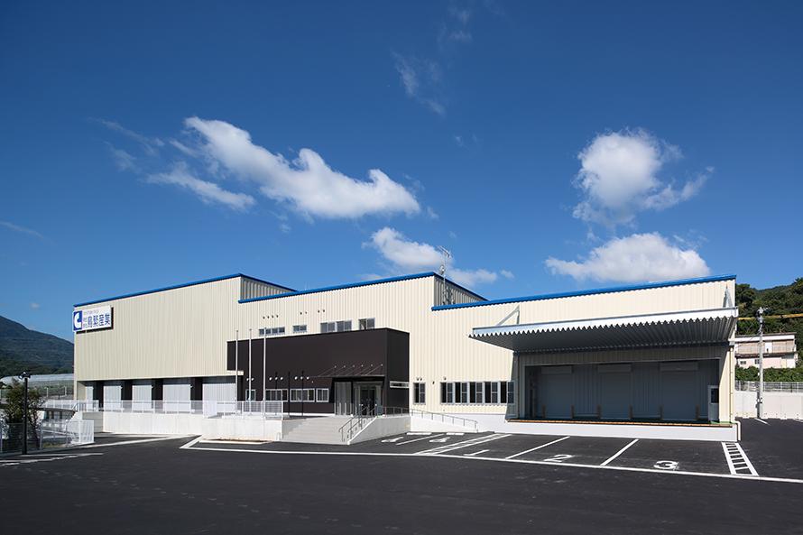 施工写真:株式会社鳥繁産業本社工場新築給排水衛生設備工事2