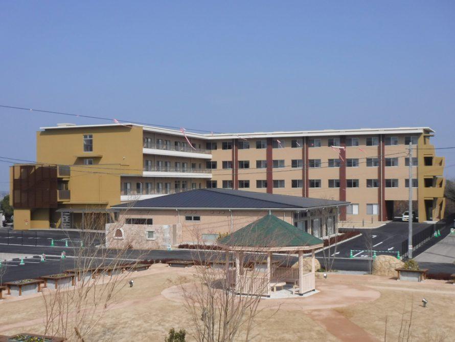 有料老人ホーム八つ星の丘整備新築工事