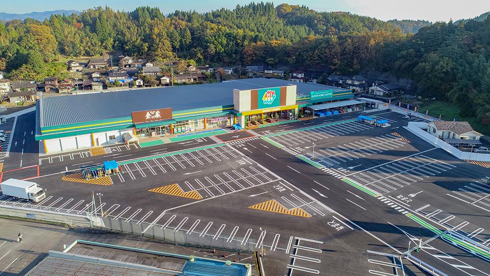 HIヒロセSUC竹田店新築工事