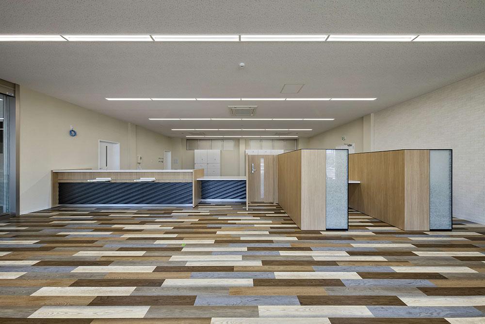 施工写真:大分県信用組合大在支店新築工事2