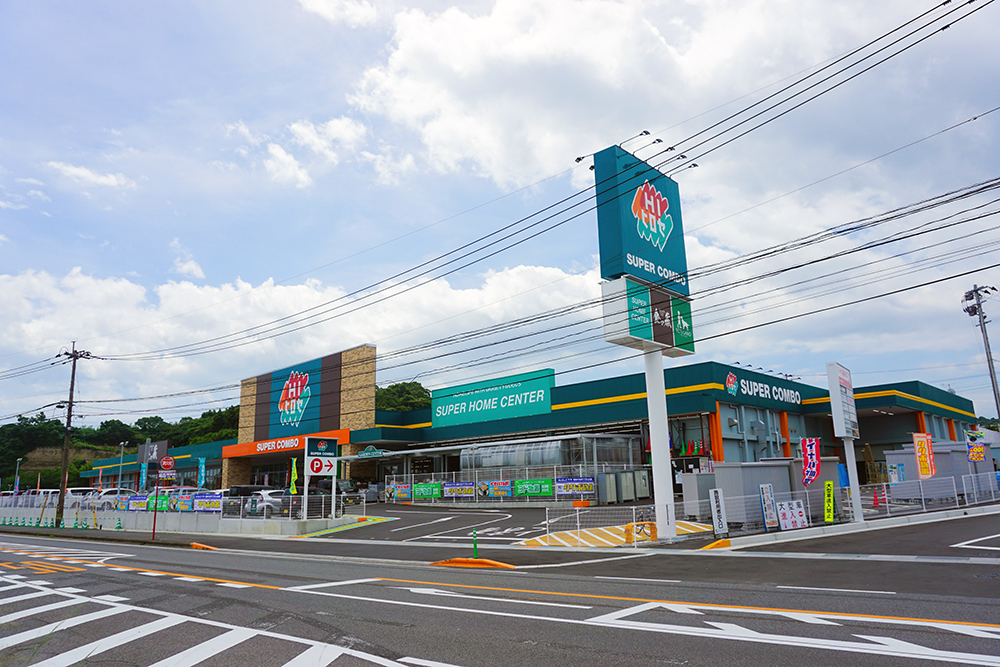 施工写真:HIひろせ大在店新築工事5