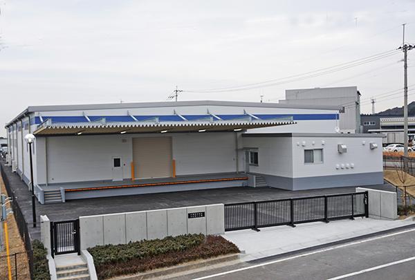 施工写真:日精株式会社大分工場増築工事3