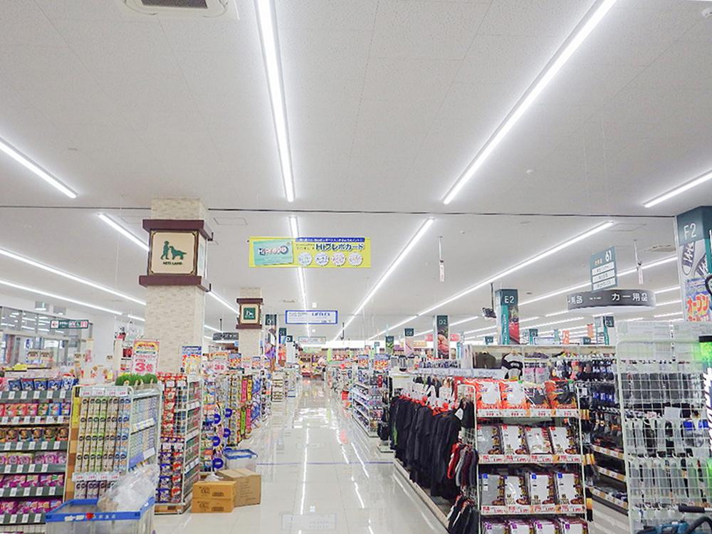 施工写真:HIヒロセSUC竹田店新築工事4