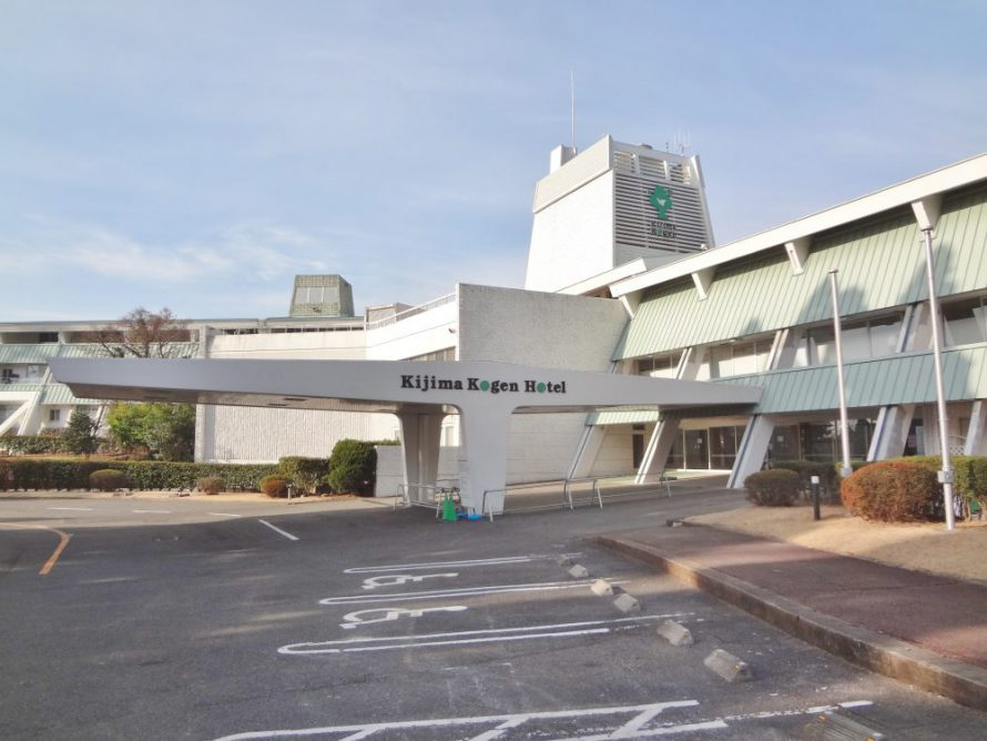 施工写真:城島高原ホテルA棟ファンコイルバルブ・配管更新他工事1