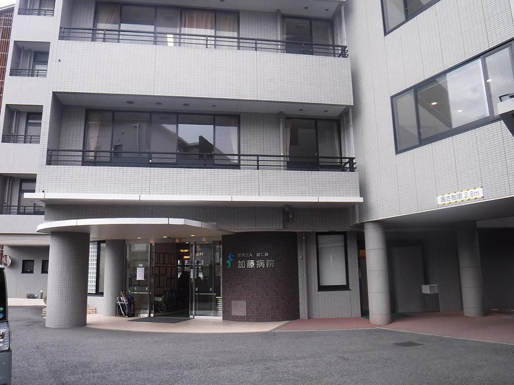 加藤病院本館(3階・4階・5階)空調設備更新工事