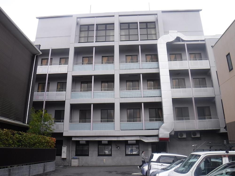 施工写真:加藤病院本館(3階・4階・5階)空調設備更新工事5