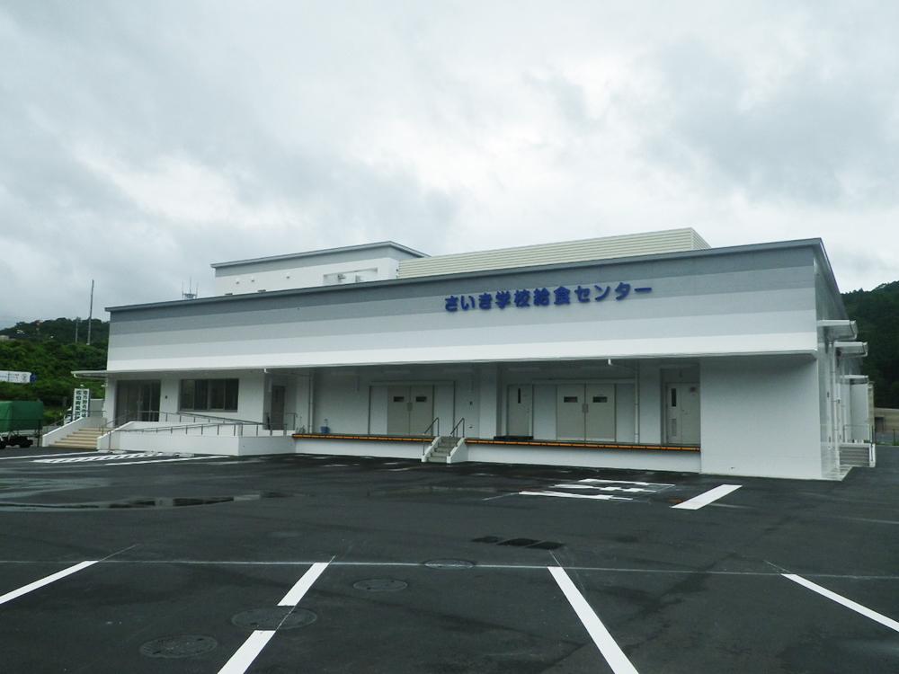施工写真:平成30年度佐伯学校給食センター (仮称)建設(機械設備)1