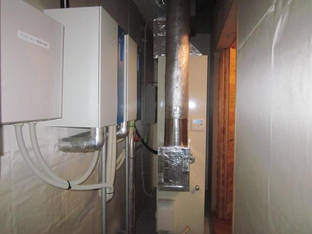 施工写真:平成27年度 施第104-7号県図書空調自動制御設備更新工事3