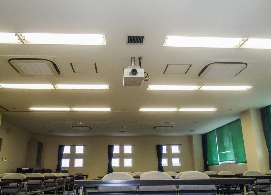 施工写真:看護研究交流センター空調改修工事2