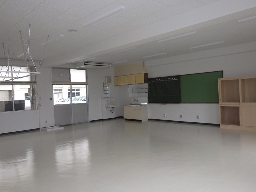 施工写真:令和元年度 建大第51-3号 大分東管理棟内部改造機械工事3