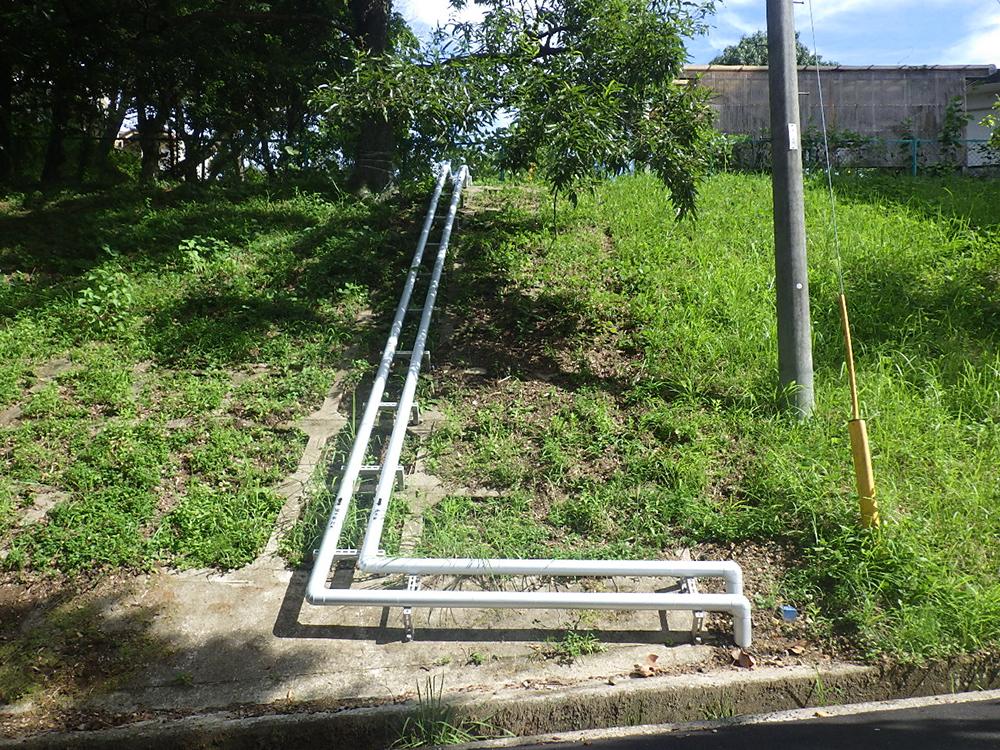 施工写真:令和元年度 建大第133-3号 二豊学園給水配管改修工事3