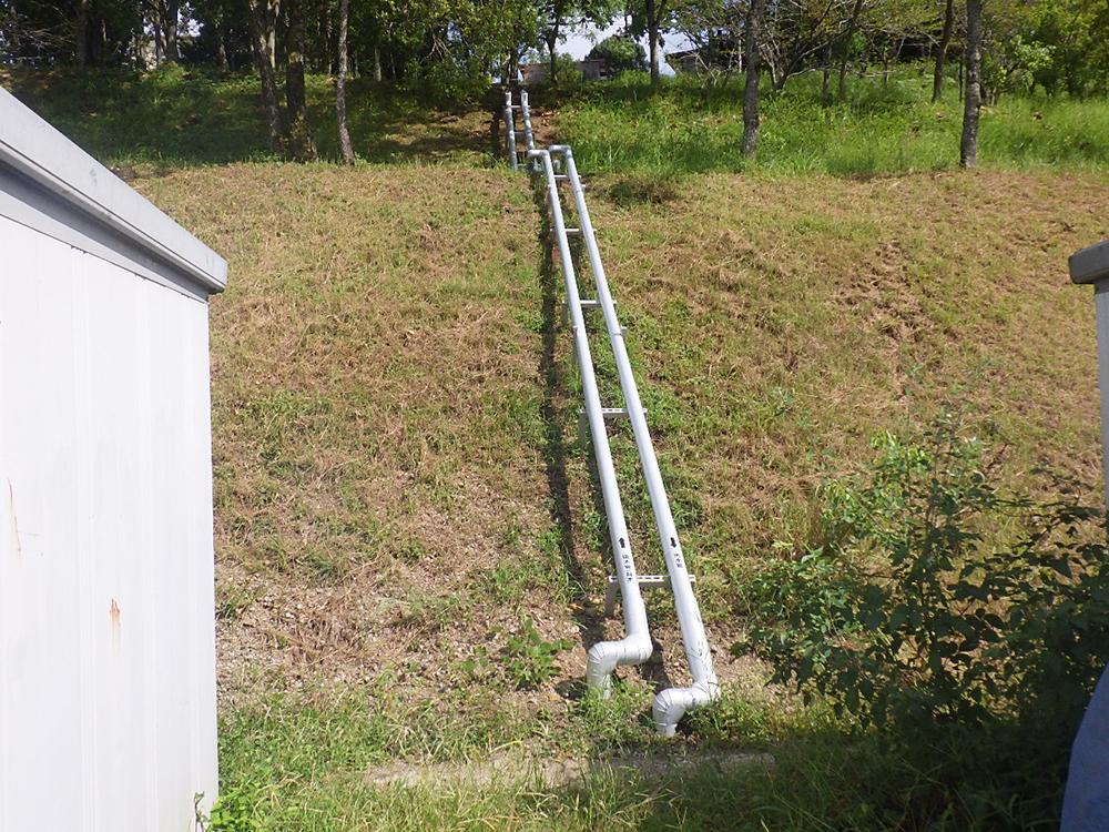 施工写真:令和元年度 建大第133-3号 二豊学園給水配管改修工事4