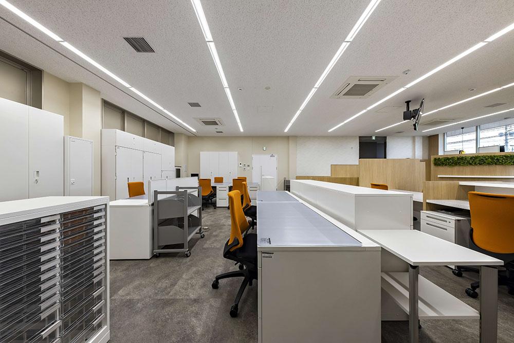 施工写真:大分県信用組合大在支店新築工事4