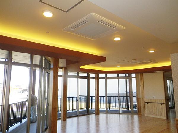 施工写真:ケアモール天心堂有料老人ホーム新築工事3