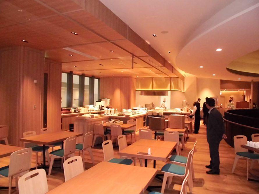 施工写真:ホテル日航大分 オアシスタワー 2階 オールデイダイニング セリーナ2