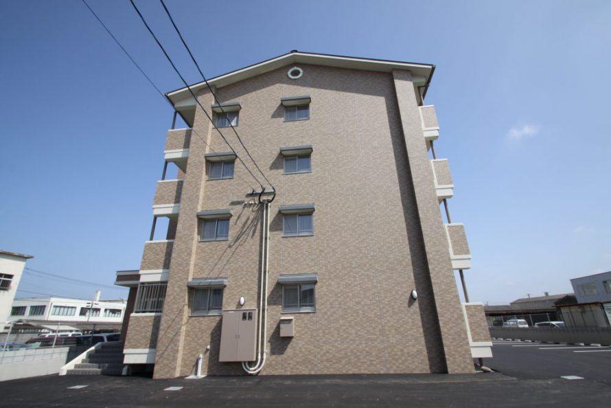 施工写真:大分銀行社宅3